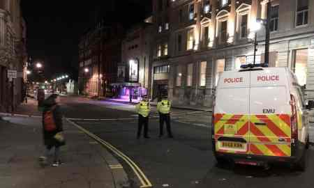man shot dead in LDN
