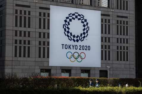 olympic games suspended