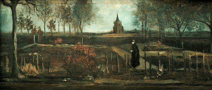 Van Gogh painting stolen from museum