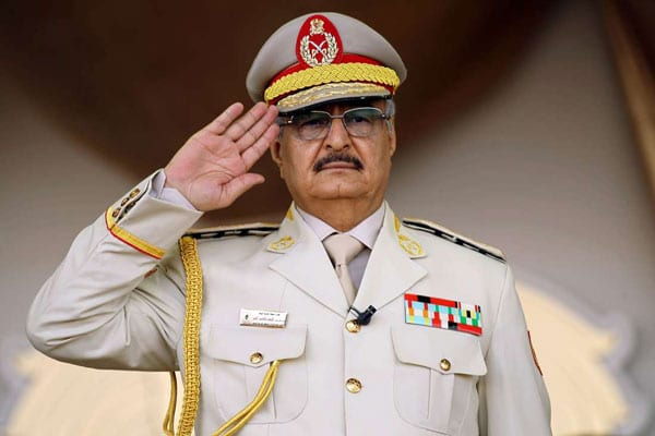 Libya's Unity Government has rejected Khalifa Haftar's truce offer