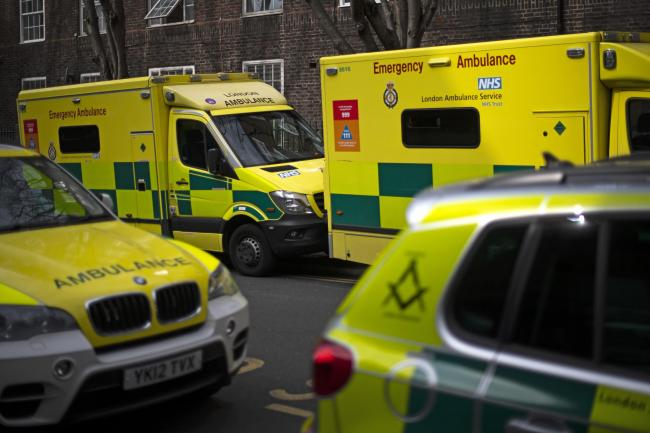 London hospital warns of 'critical incident' - 'Go Somewhere else, don't come here'