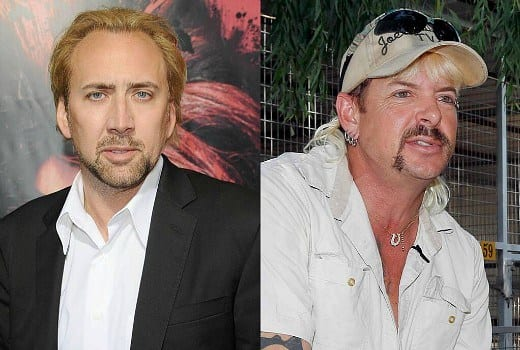 nick cage to play joe exotic