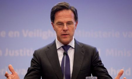 Dutch PM Mark Rutte was unable to say goodbye to his dying mother