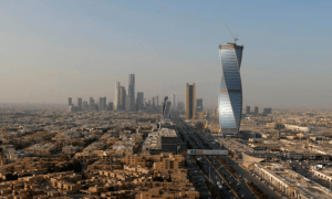 348 new international companies were granted investor licenses in Saudi Arabia