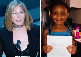 Barbra Streisand buys Disney stock for George Floyd's daughter