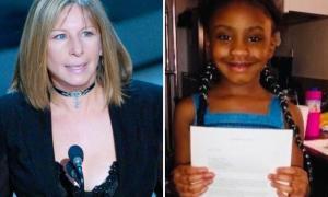 Singer Barbra Streisand buys Disney stock for George Floyd's daughter