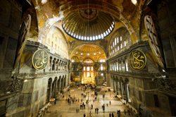 Turkey's iconic Hagia Sophia
