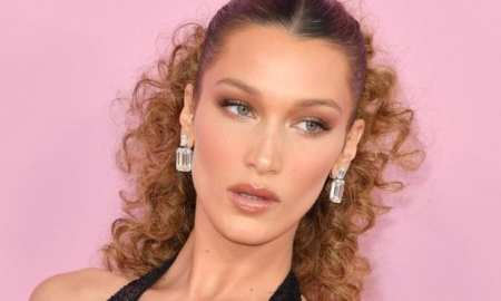 Bella Hadid Instagram, the super model, is being censored by Instagram for saying she is a proud Palestinian