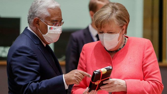 Germans more optimistic about the post-lockdown world- world leaders