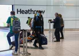 Heathrow calls for coronavirus tests at UK airports, costing the traveller £150