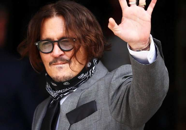 Johnny Depp v The Sun; Here's who's who in the High Court libel trial