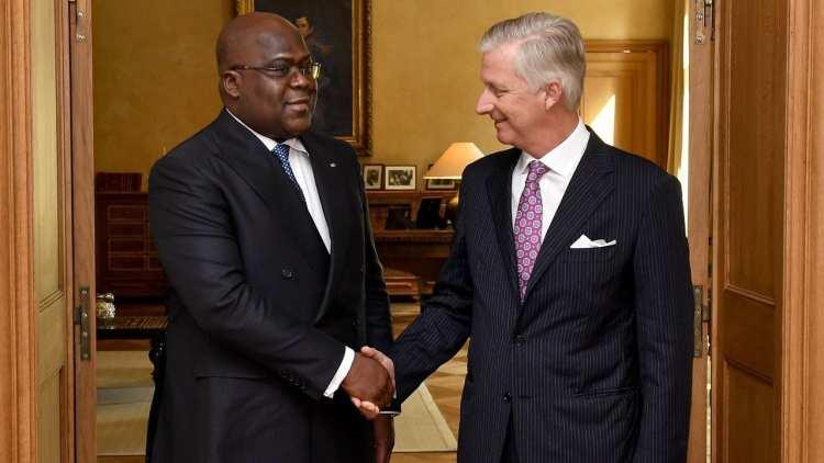 """King Filip expresses """"deepest regret"""" for Belgian wrongdoing in Congo - Belgium ghent"""