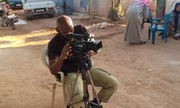 Breaking News: American journalist arrested by Syrian rebels
