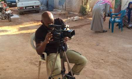 American journalist arrested by Syrian rebels
