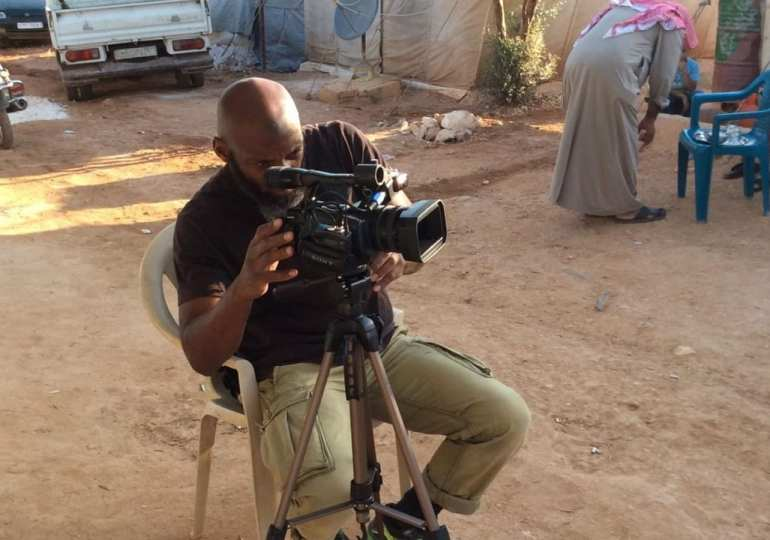 Breaking News: American journalist arrested by Syrian rebels