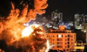 Israel launches new attacks on Hamas targets in Gaza, home to 2million
