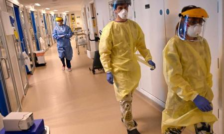 Safety concerns halt the use of 50 million NHS masks