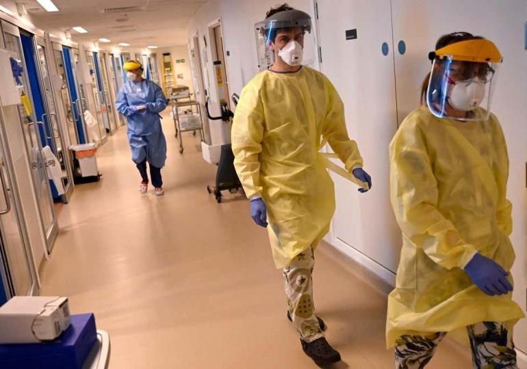 Daily News Briefing: Safety concerns halt use of 50 million NHS masks