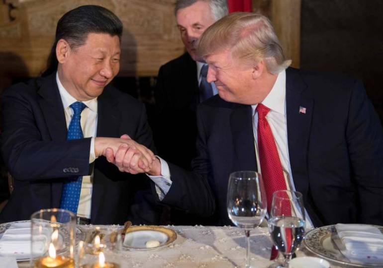 Trump claims Covid-19 pandemic spoiled 'very good relationship' with China's Xi