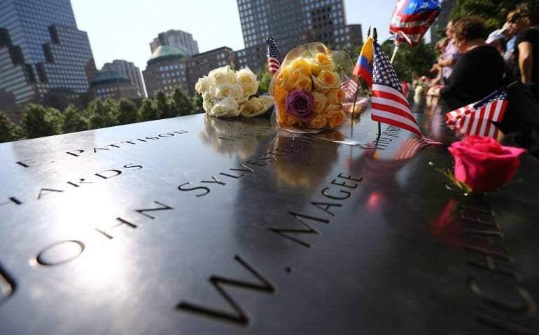 9/11 anniversary plans cut back amid Covid-19 concerns