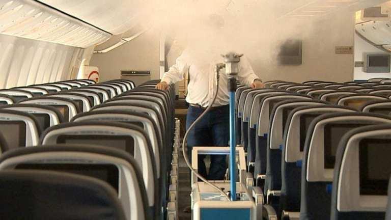 Airlines push for coronavirus tests before international flights