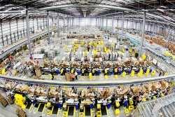 Amazon to create 7,000 UK jobs