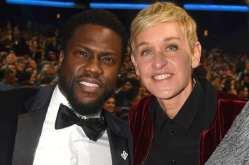 Celebrities defended Ellen