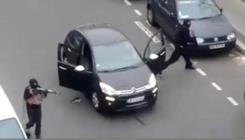 Charlie Hebdo shooting in 2015 killed 12 people