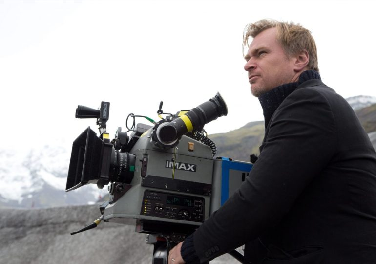 After redefining a genre, Chris Nolan says he's DC directing days are over