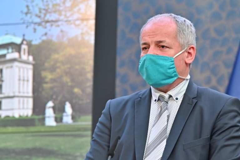 Czech Republic appoints new health minister as second Covid-19 lockdown looms