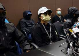 Hong Kong will 'not interfere' in China detention of 12