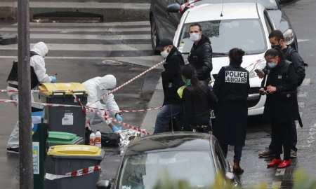 Paris knife attack suspect wanted to avenge Hebdo cartoon