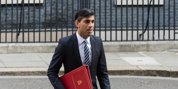 Sunak unveils emergency job scheme