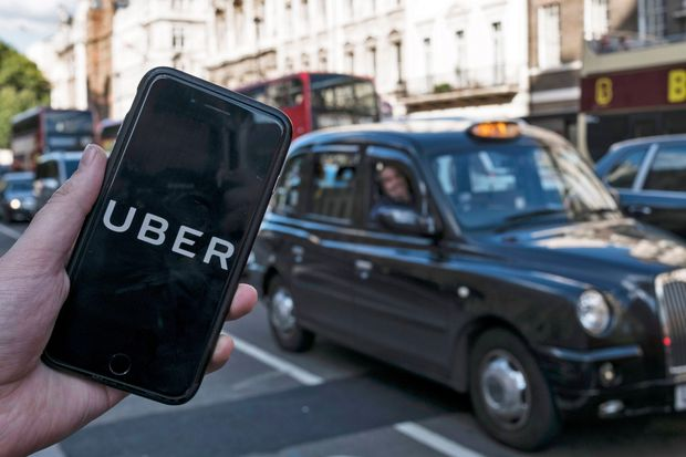 Uber wins right to operate in London