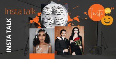 Insta Talk e11: Halloween Special - Classy fashion, Cute makeup looks & vegan cupcakes!