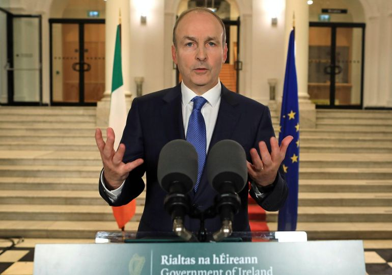 Ireland second national lockdown announced as Covid-19 cases surge