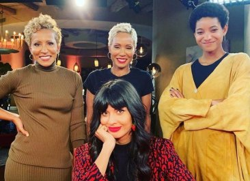 Jameela Jamil to appear on 'Red Table Talk'