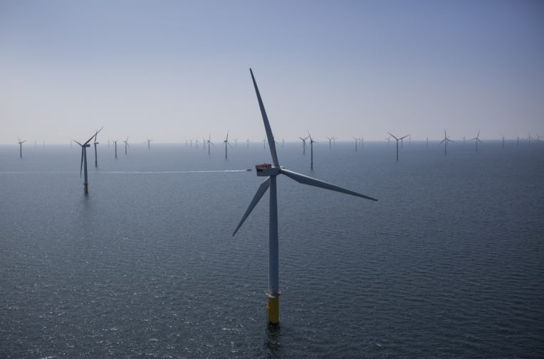 PM: Every UK home will be powered by wind farms by 2030