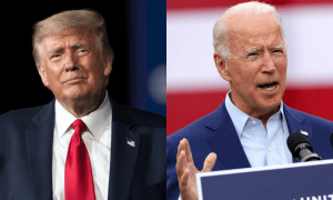 Trump and Biden feud over presidential debate topics