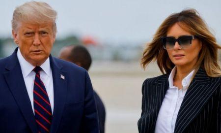 Trump and wife Melania test positive for coronavirus