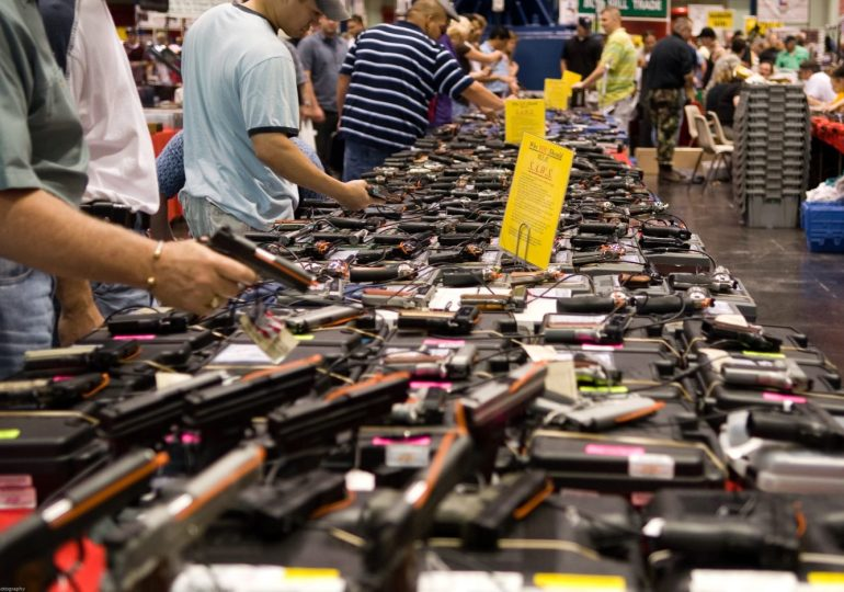 US Election Live Updates, latest polls: A nation divided, as gun sales skyrocket