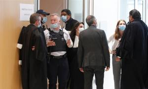 Charlie Hebdo trial suspended as suspect catches Covid-19