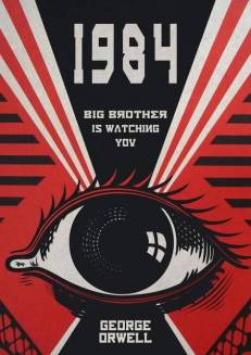 1984 George Orwell - Spain tackles fake news