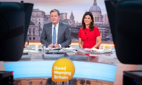 Downing Street lifts boycott of ITV's Good Morning Britain