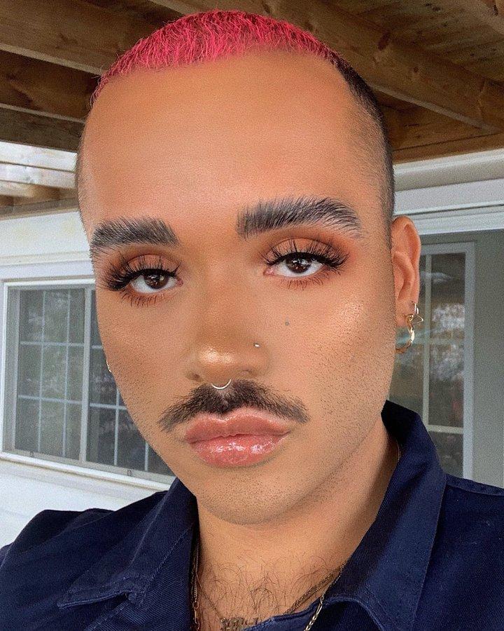soft makeup look for tiktoks
