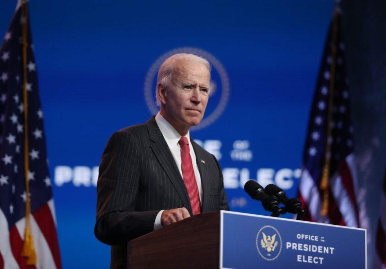 Joe Biden wins Georgia after recount