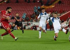Atalanta beat lacklustre liverpool FC 2-0 at Anfield