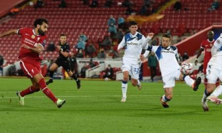 Lacklustre Liverpool FC lose to Atalanta at Anfield