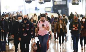Millions travelled for Thanksgiving despite warnings and rapid rise in Covid-19