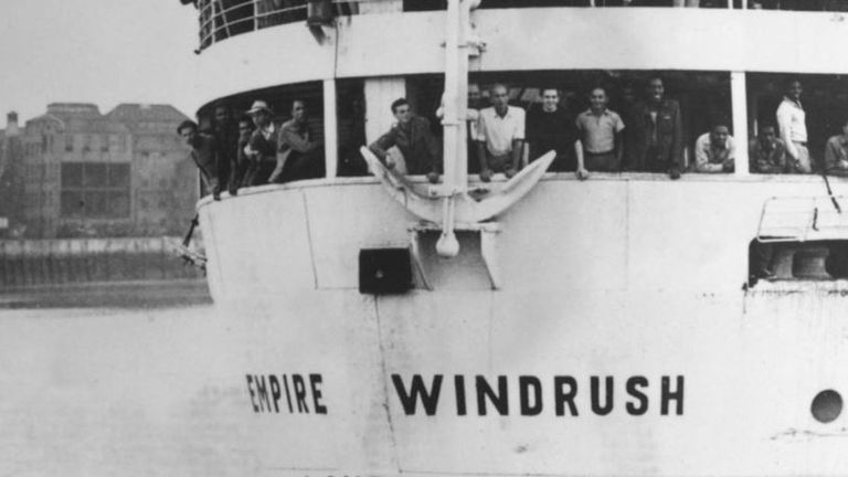 'Stain on BHome Office broke equality law over Windrush scandal, report finds